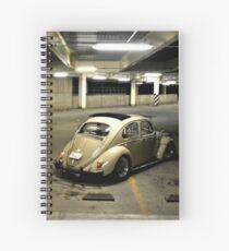 VW Night Spiral Notebook