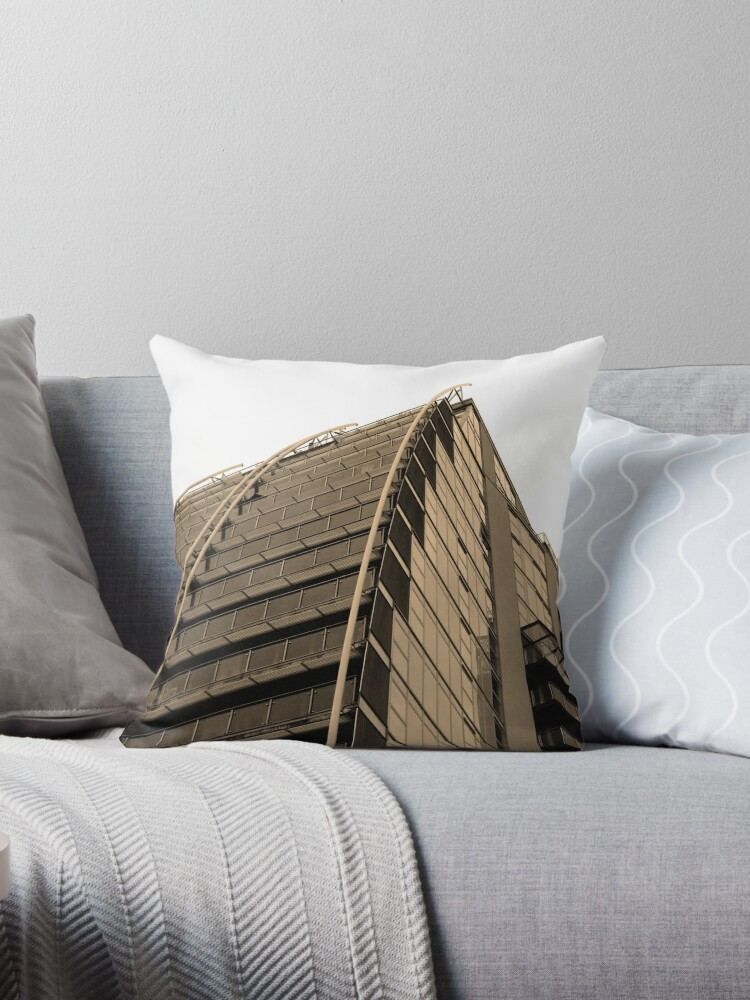 Architecture Throw Pillow By Andiblairphotos Redbubble
