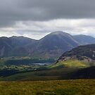 The Lake District: View from Blake Fell by Rob Parsons (Just a Walker with a Camera)