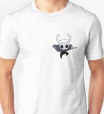 Camiseta unisex Hollow Knight - El caballero con la uña