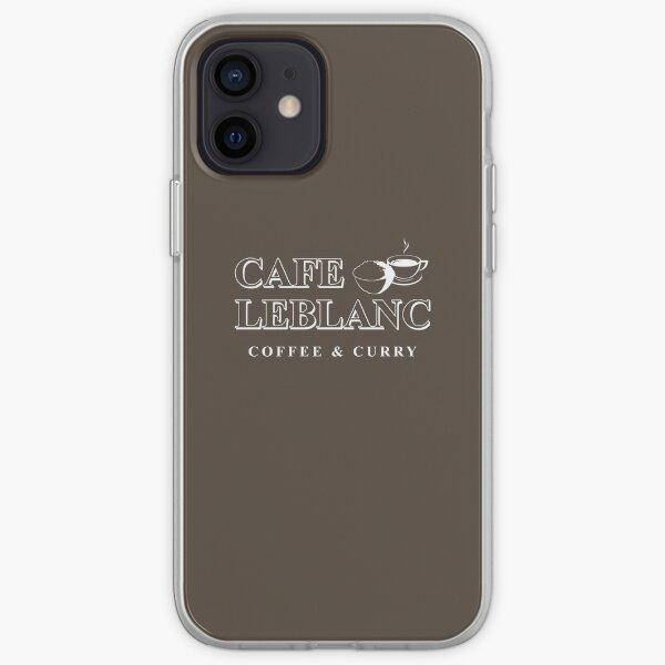 Cafe Leblanc Funda blanda para iPhone