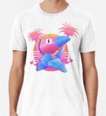 Dampfwelle Porygon Premium T-Shirt