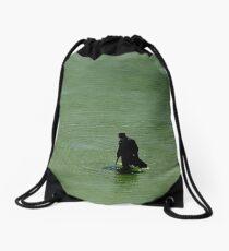 Water cleaner Drawstring Bag
