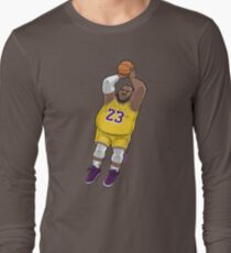LeBrownie - icon jersey Long Sleeve T-Shirt