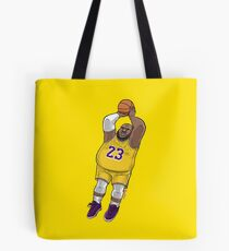 LeBrownie - icon jersey Tote Bag
