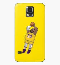 LeBrownie - icon jersey Case/Skin for Samsung Galaxy