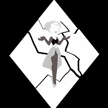 White Pearl Broken by Trannes
