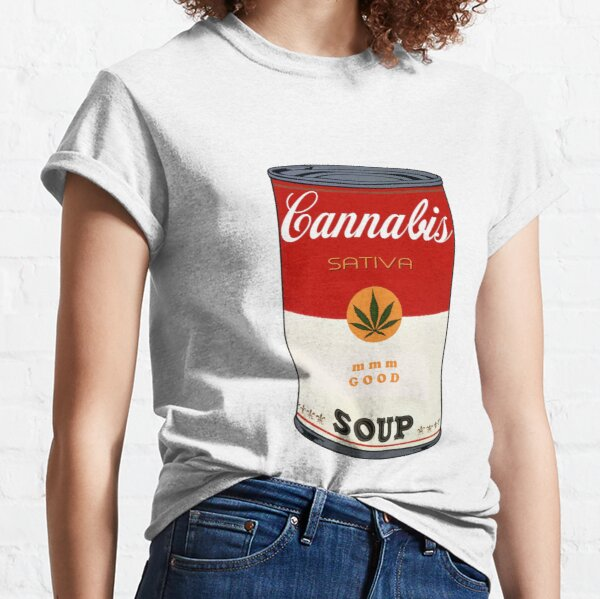 cannabis soup  Classic T-Shirt