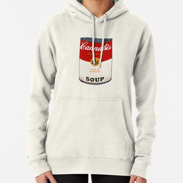 cannabis soup  Pullover Hoodie