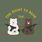 The Right to Bear  by 73553