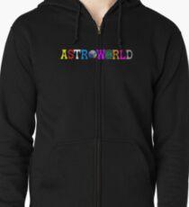 ASTROWORLD Zipped Hoodie