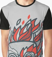HotHeaded Graphic T-Shirt