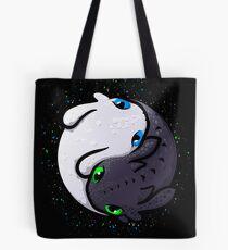 Furious Yin Yang Tote Bag