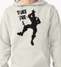fortnite take the L Pullover Hoodie