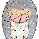 hedgehog by klops