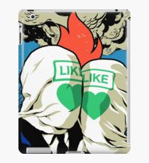 The Fire Lovers iPad Case/Skin