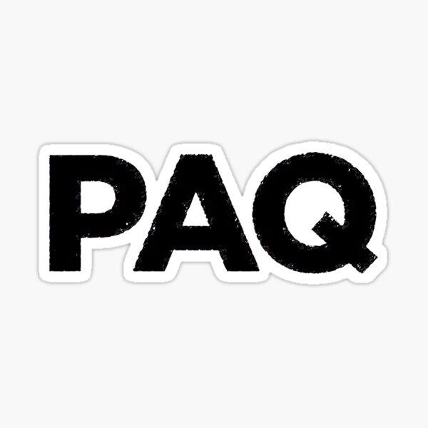 Autocollant PAQ Sticker