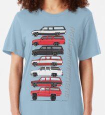 SUBURBANIZATION Slim Fit T-Shirt