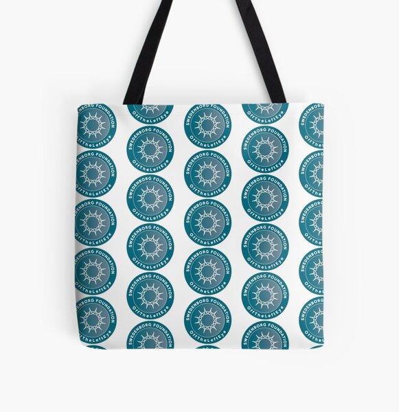 offTheLeftEye logo 2 All Over Print Tote Bag