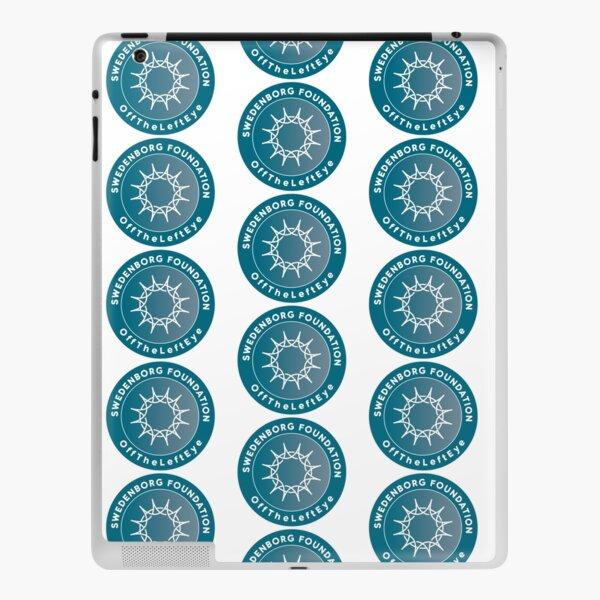 offTheLeftEye logo 2 iPad Skin