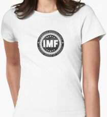 mission impossible Women's Fitted T-Shirt