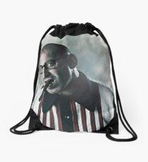 Cuban Headache Drawstring Bag