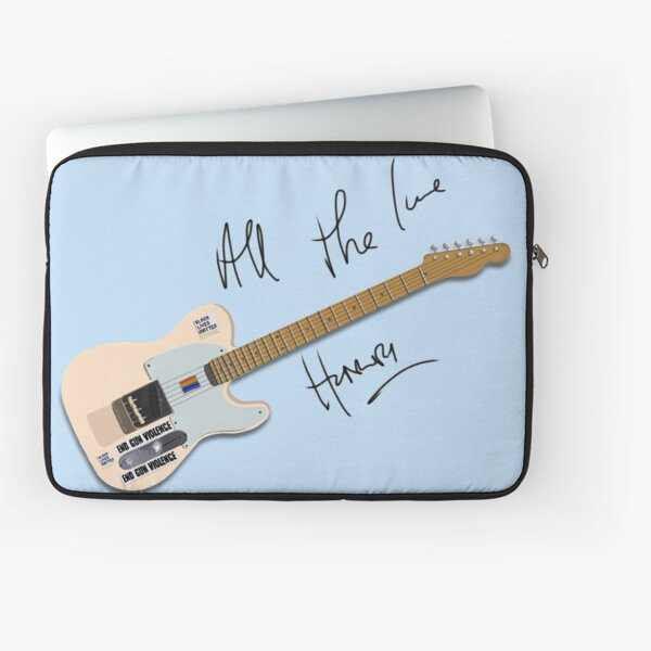 Harry's guitar Laptop Sleeve