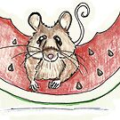 Muse the Mouse by Tina Kesler