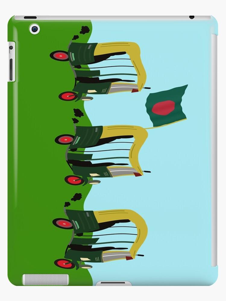 Auto Rickshaw - Bangladesh by funkyworm