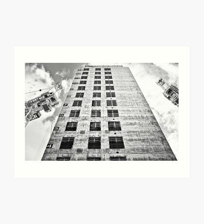 13th Floor Art Print