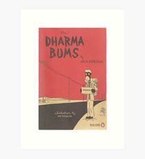 The Dharma Art Print