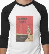 The Dharma Men's Baseball ¾ T-Shirt