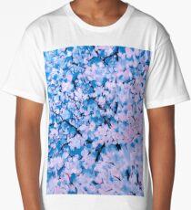 The pretty blooming  Long T-Shirt