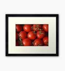 Tomatoes Framed Print