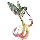 Hummingbird by makikelly