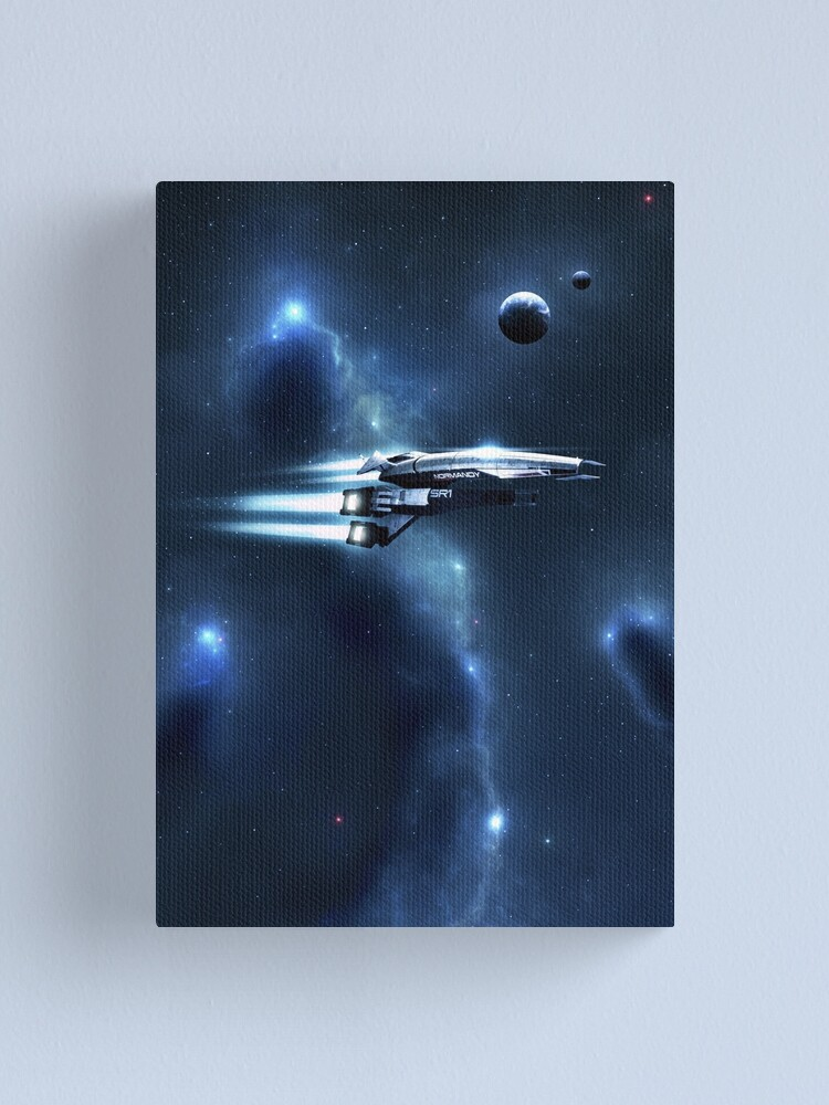Alternate view of Normandy SR1 Canvas Print