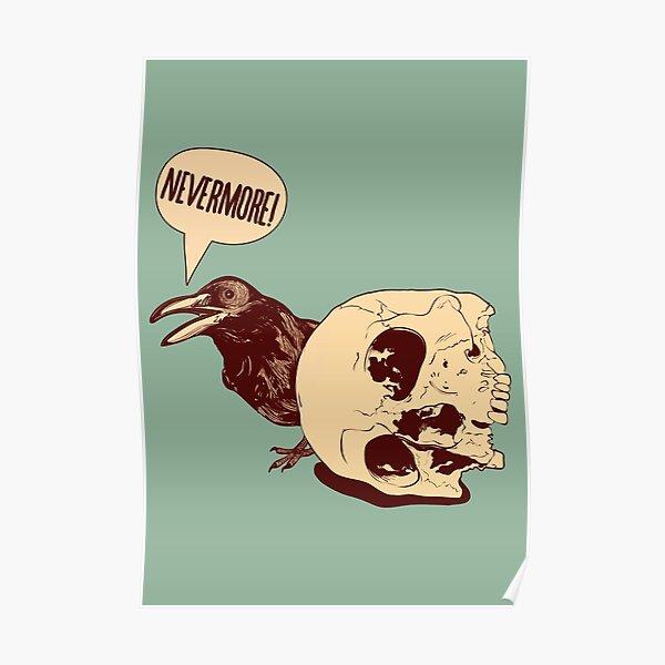 Nevermore EDPOE Poster