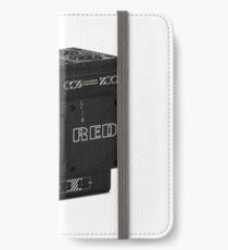 Red Camera iPhone Wallet/Case/Skin