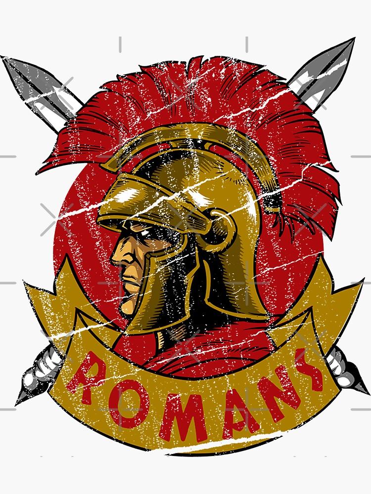 Romans Empire Republic Fall SPQR Centurion Helmet by thespottydogg