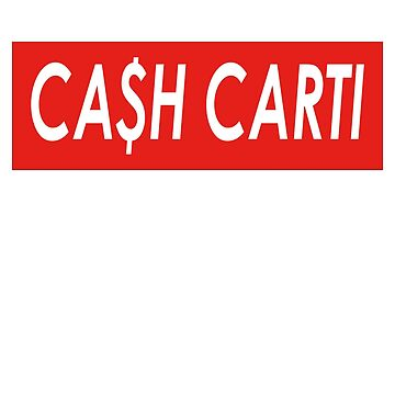 CA$H CARTI by RENVISSVNCETRVP