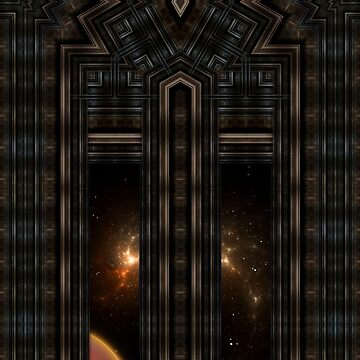 Doorway To Eternity by xzendor7