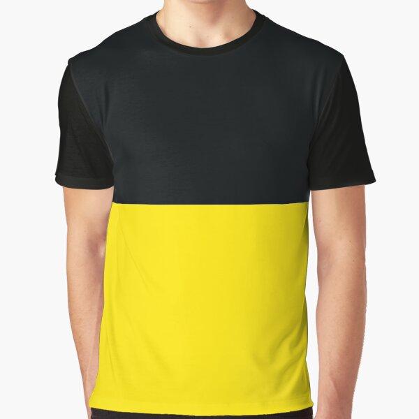 Flag of the Austrian Empire (1804) - Flag Merch Graphic T-Shirt