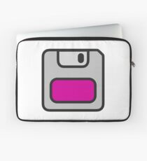 Scratch'd Save Icon Laptop Sleeve