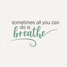 Atmen von alxndra
