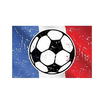France Soccer Shirt 2018 Flag T-shirt Sports men women kids by worksaheart