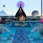 Sea Portal by Art of Rachel Flatt