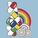Yay pills by Sam Chapman
