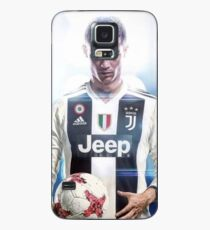 Funda/vinilo para Samsung Galaxy CR7 a la Juventus