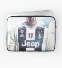 CR7 To Juventus Laptop Sleeve