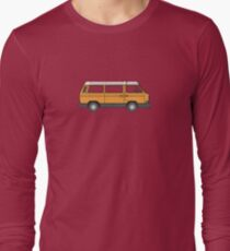 Camiseta de manga larga The Orange Vanagon